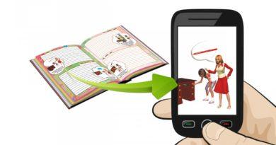 Nuestro libros cuentan con la novedosa tecnología de Realidad Aumentada
