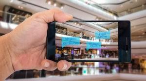 La Realidad Aumentada se puede usar para promover las ventas de todo tipo de productos y servicios