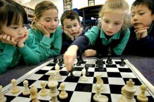 El ajedrez en el colegio favorece el sentido de la responsabilidad