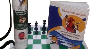 Exclusivo ajedrez con Realidad Aumentada
