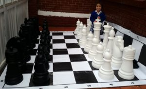 Manufacturers of outdoor giant chess