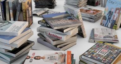 Servicio de impresión de libros