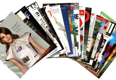 Servicio de diseño de portadas o carátulas de libros y revistas