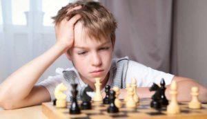 El ajedrez enseña a pensar