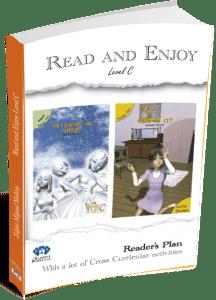 Readers plan con actividades en áreas transversales
