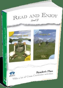 Plan de lectura en ingles con muchas activiades para desarrollar en clase