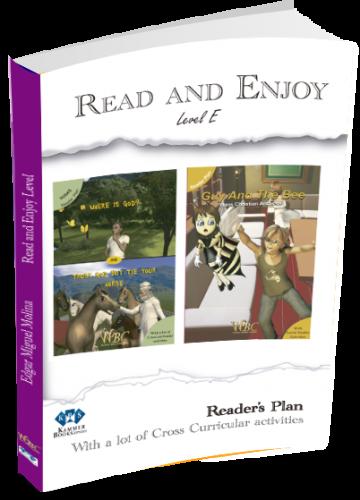 Plan lector en ingles con transversalidad y actividades