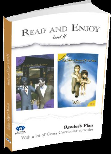 Libro de lectura con transversalidad y actividades en estudios sociales en inglés