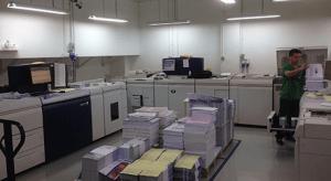 Impresion digital para cortos tirajes o impresión bajo demanda