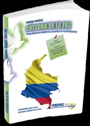 Catedra de paz con actividades y 12 temas fundamentales para trabajar en clase