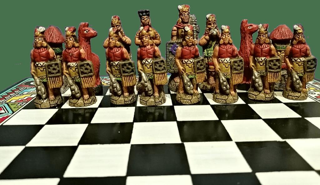 Fábrica de ajedrez